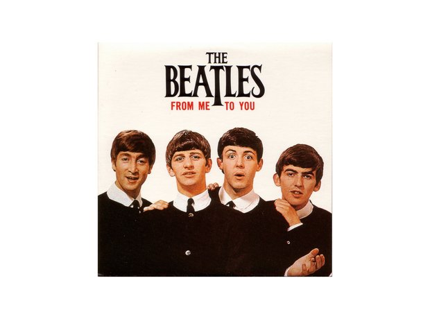 Beatles first number one song