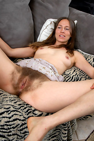Old hairy matures