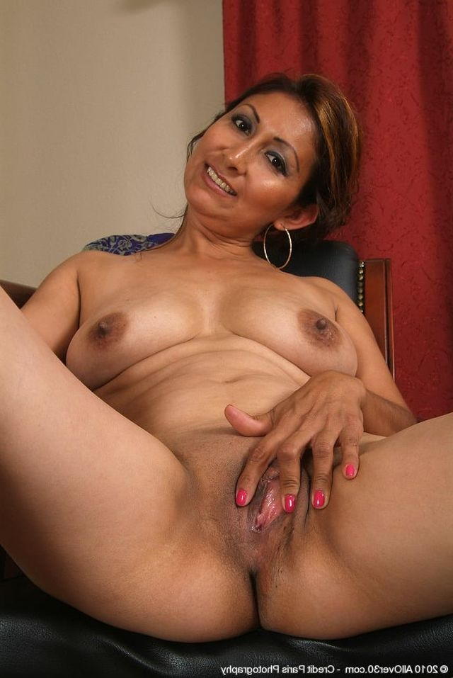 Mexican matures nude