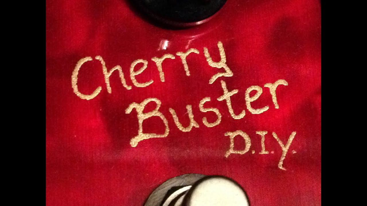 Cherry buster